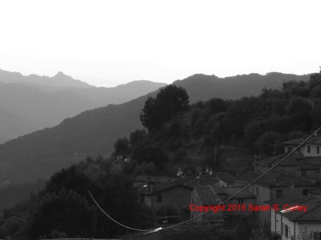 Village near Florence I